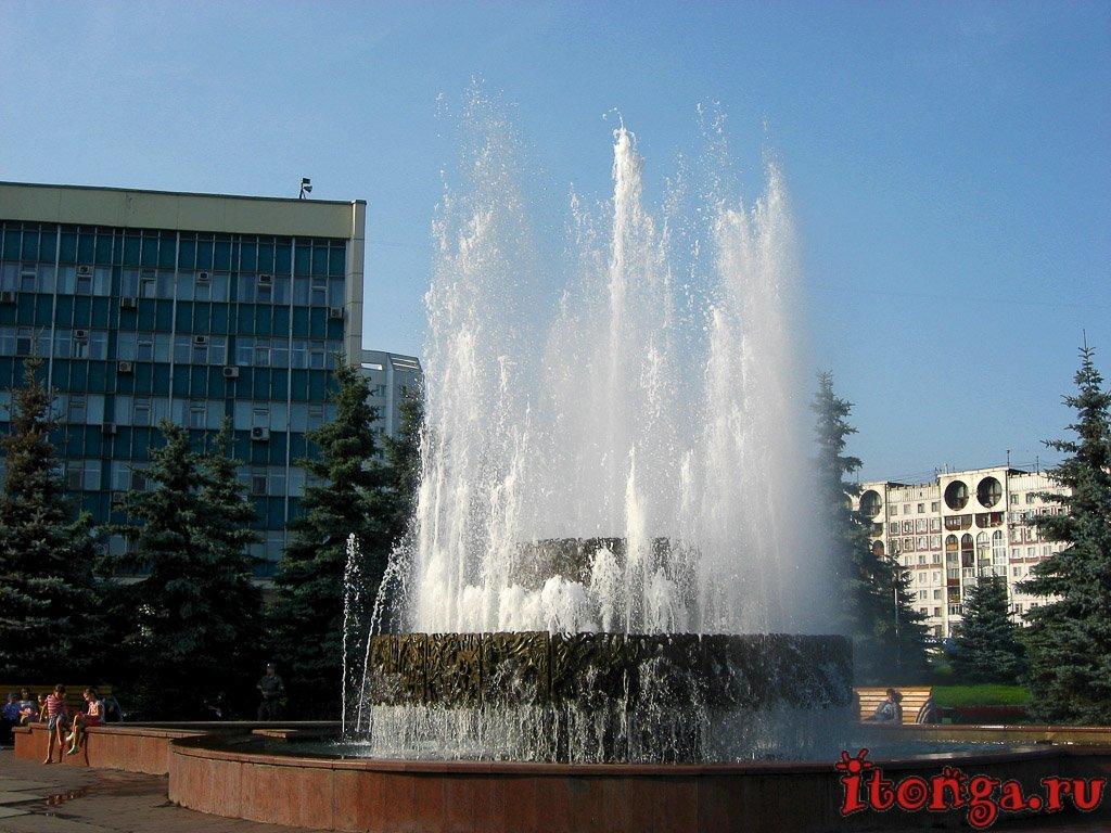 фото Новокузнецка, фото домов, фото улиц, улицы Новокузнецка,