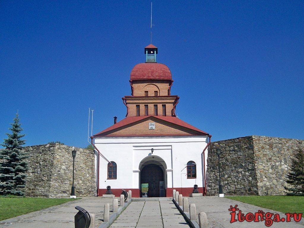 Музей-заповедник, Кузнецкая крепость, Новокузнецк, крепость, Сибирь, Кузбасс,