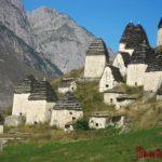 Северная Осетия: Даргавс - город мёртвых и Кармадонское ущелье