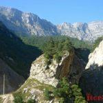 Северная Осетия: Фиагдон, Куртатинское ущелье