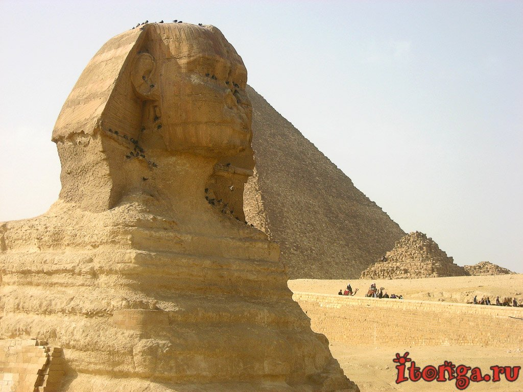Египетские хроники: продолжение - Море, Достопримечательности - chronical, egypt
