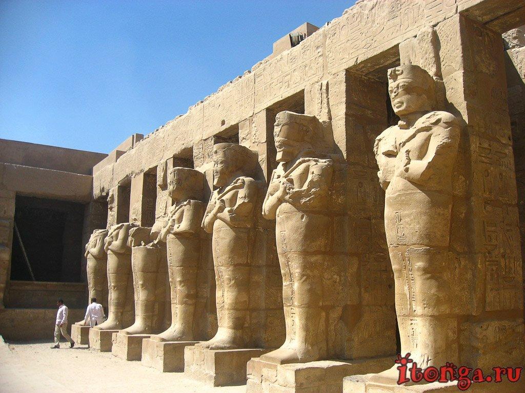 экскурсия в Луксор, Хургада, Египет, отзывы