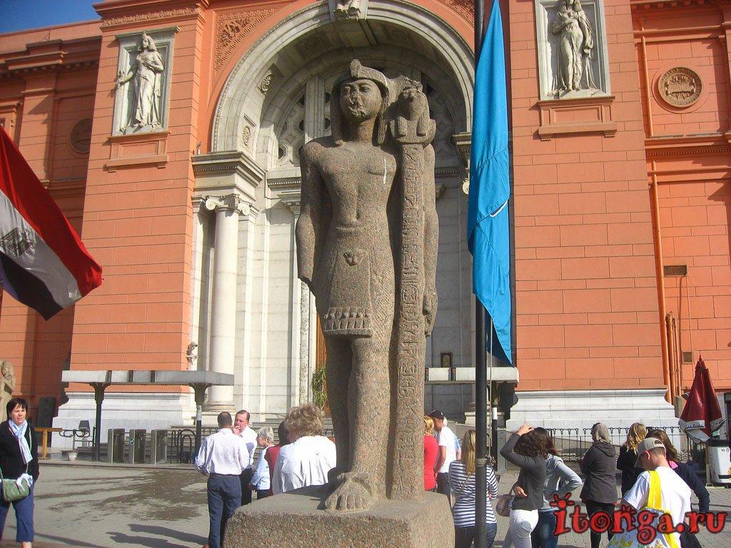 Каир, Египетский музей, Каирский музей, Египет, древний Египет