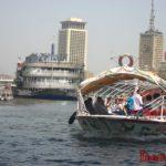 Короткий круиз по Нилу в Каире