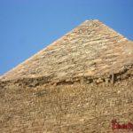 Пирамиды Гизы в Египте - три великие пирамиды Хеопса, Хефрена и Микерина