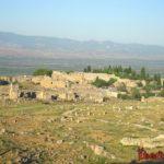 Турция. Иераполис (Хиераполис) - древний город рядом с Памуккале