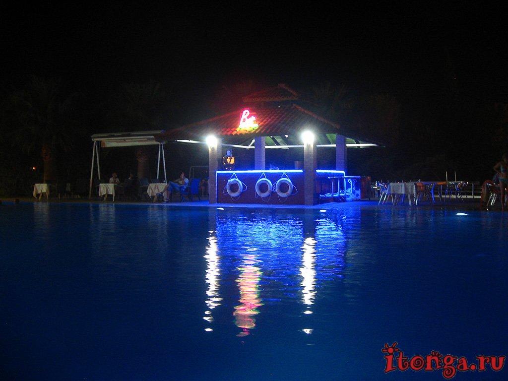Lycus River Thermal Hotel - обзор нашего отеля в Памуккале - Отели, Ночные, Минеральные источники - turkey, denizli