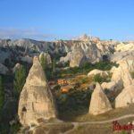 Каппадокия: Камины фей и Долина голубей в Гёреме