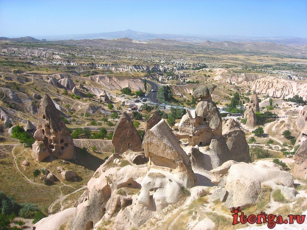 экскурсия, Каппадокия, Турция, отзывы, фото,
