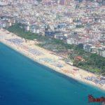 Турция. Пляж Клеопатры в Алании