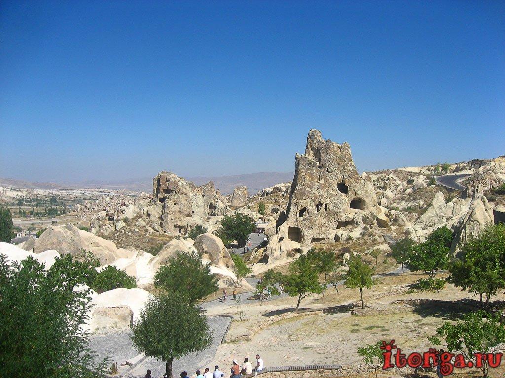 Турция, Каппадокия, музей, Гёреме