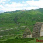 Чегемское ущелье - горная теснина, красивые водопады и Верхний Чегем