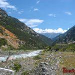 Северная Осетия: Алагирское Ардонское ущелье