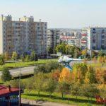 Прокопьевск: Тырган - гора ветров