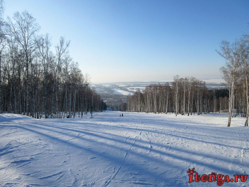 горнолыжный комплекс, Таёжка, Новокузнецк, Таёжный,