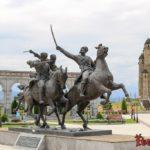 Мемориал Памяти и Славы в Ингушетии (Назрань)