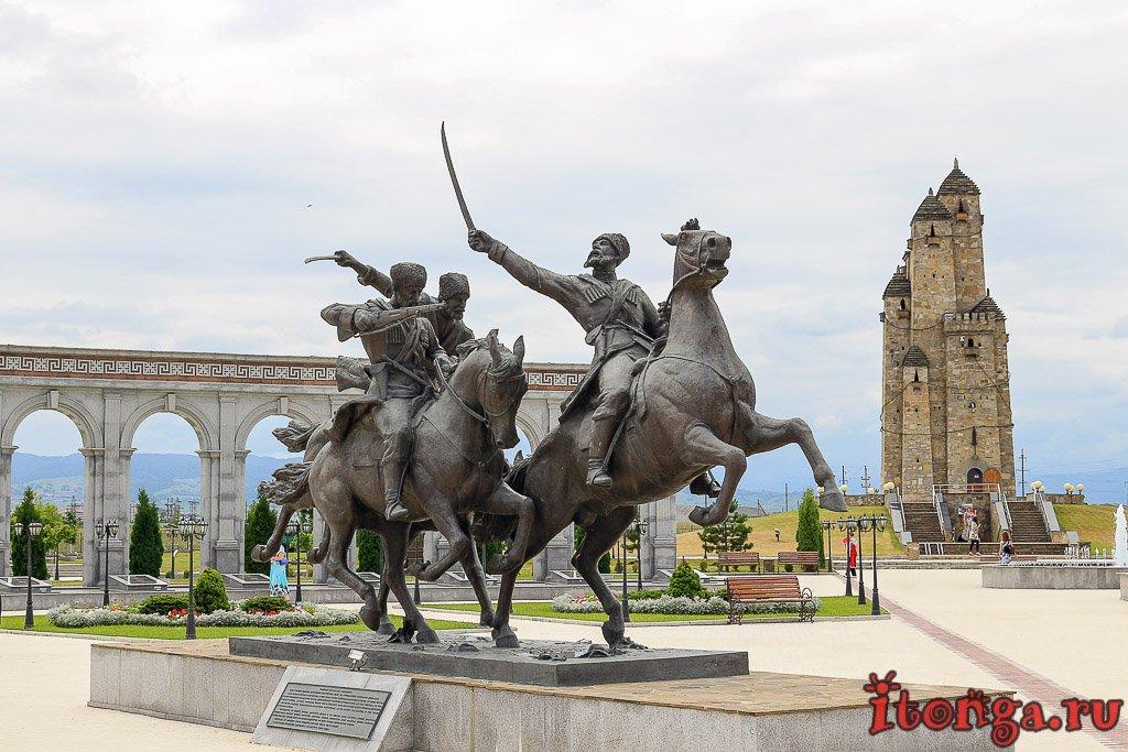 мемориал, Ингушетия, Назрань