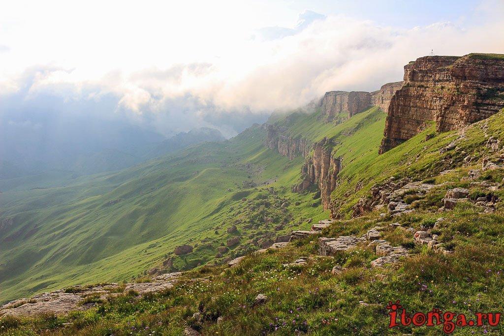 Плато, Бермамы, горы, Кавказ