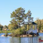 Горный Алтай: Черемшанский водопад, озеро Ая и парк лабиринтов