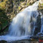 Горный Алтай: Камышлинский водопад