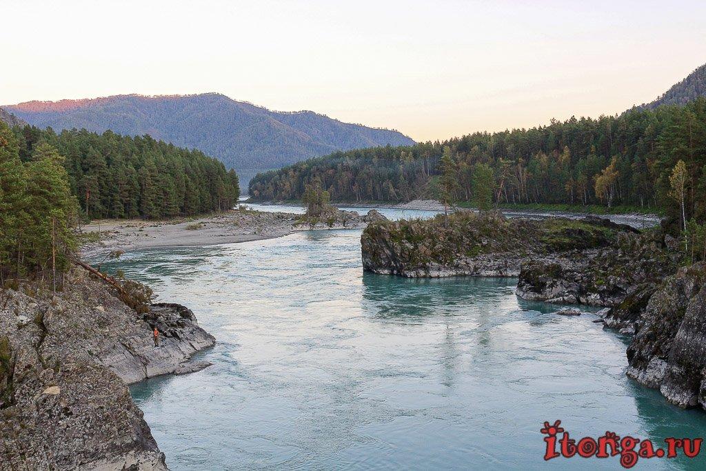 Горный Алтай, Чемальский тракт, достопримечательности, путешествия,