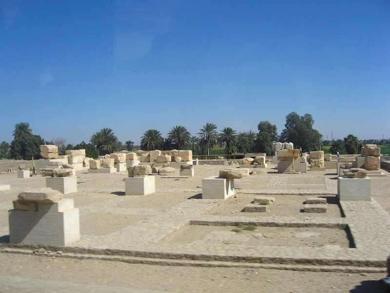Египет, экскурсия в Луксор, Хургада