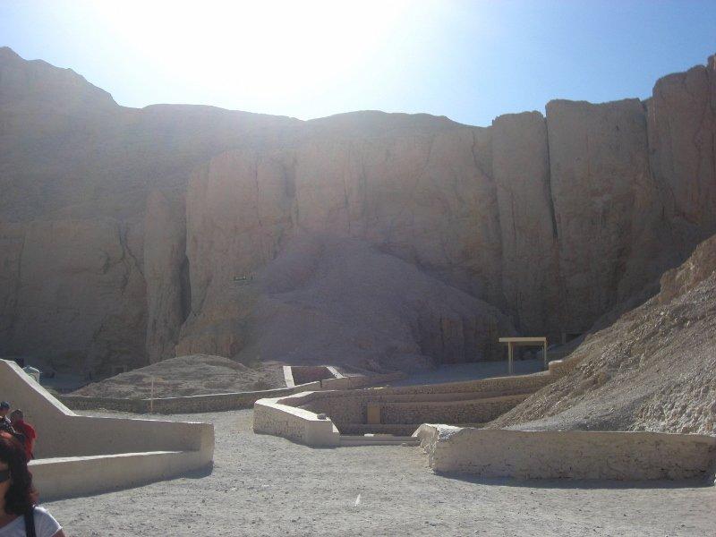 Египет, долина царей, долина фараонов, гробницы фараонов, город мёртвых, Луксор