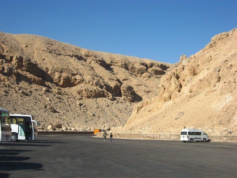 Египет, долина царей, долина фараонов, гробницы фараонов, город мёртвых