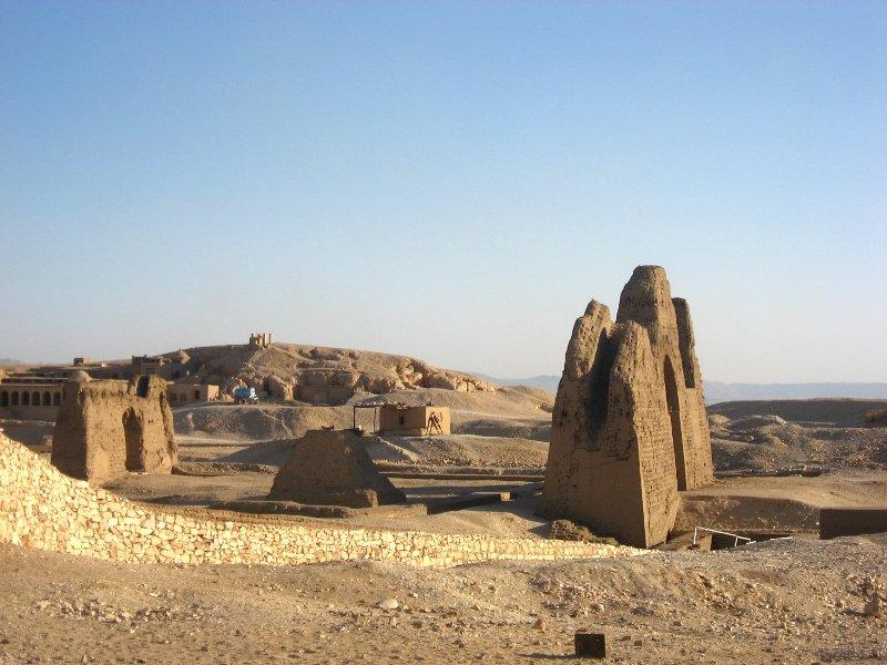 Заупокойный храм Хатшепсут