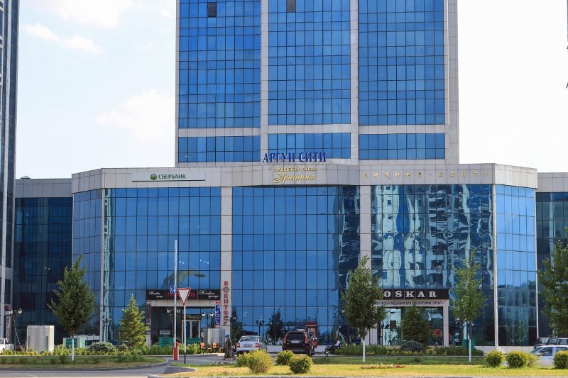 Чечня, Аргун Сити