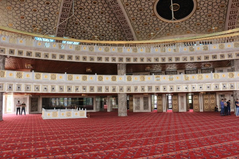 Чечня, Аргун, Мечеть имени Аймани Кадыровой