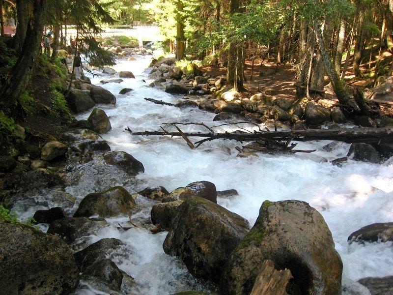 теберда, река, муруджу, уллу-муруджу, карачаево-черкесия, кавказ