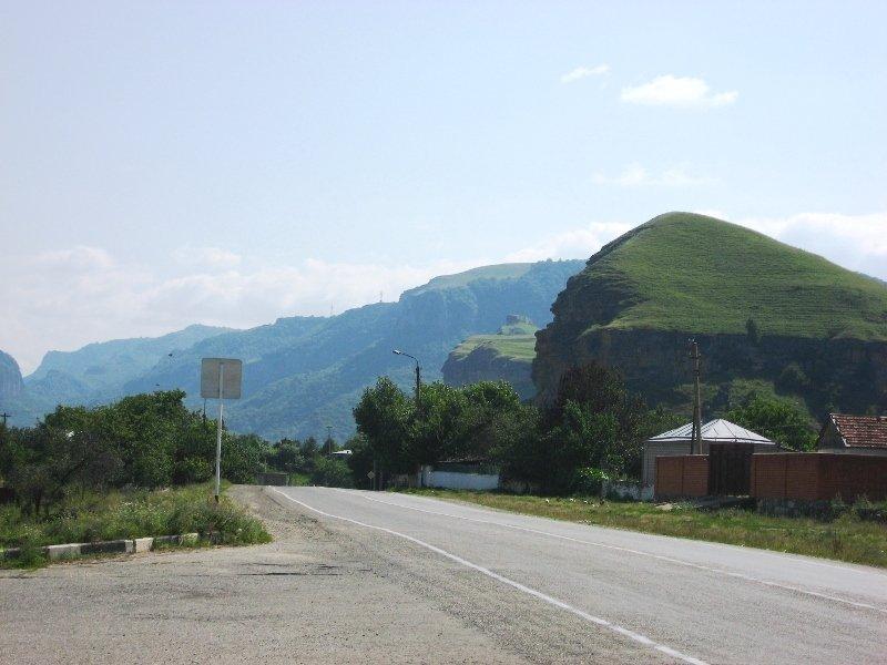 Музей-памятник защитникам перевалов Кавказа