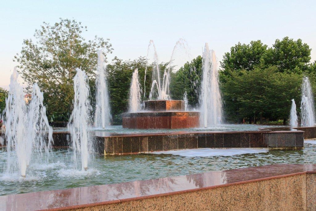 Чечня: Грозный - достопримечательности и фото города - Храмы, Достопримечательности, Города - chechnya, russia, kavkaz