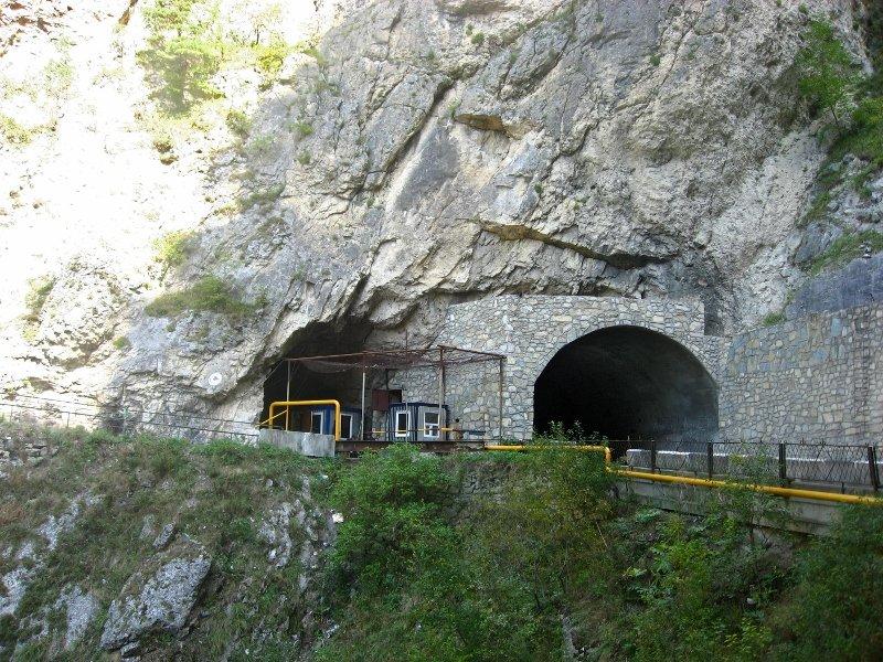 Черекская теснина, Черекское ущелье, Кабардино-Балкария, КБР