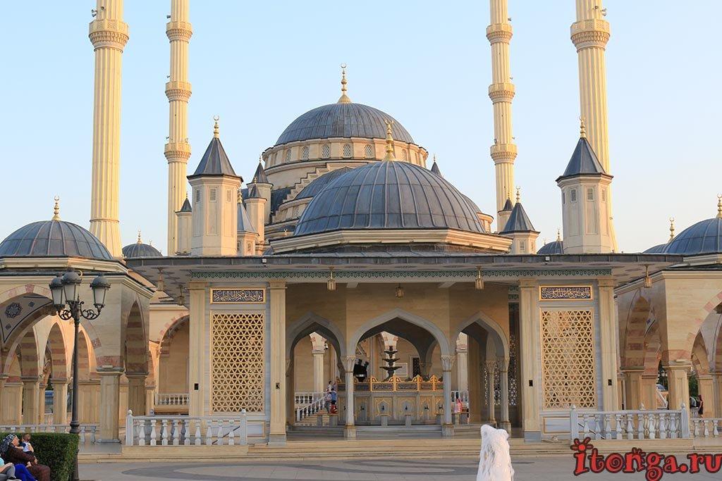 мечеть, Сердце Чечни, Грозный
