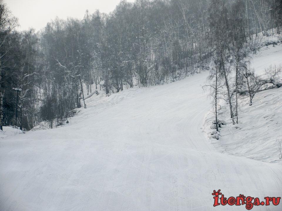 гора Соколиная, Новокузнецк, горнолыжный комплекс, горнолыжная школа,