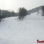 Соколиная гора. Новокузнецк - лыжная трасса и школа на 6 км