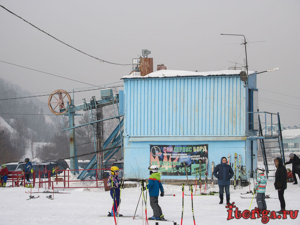 гора Соколиная, Новокузнецк, горнолыжный комплекс, горнолыжная школа, Соколуха, 6 км, 6 километр, шестой километр,