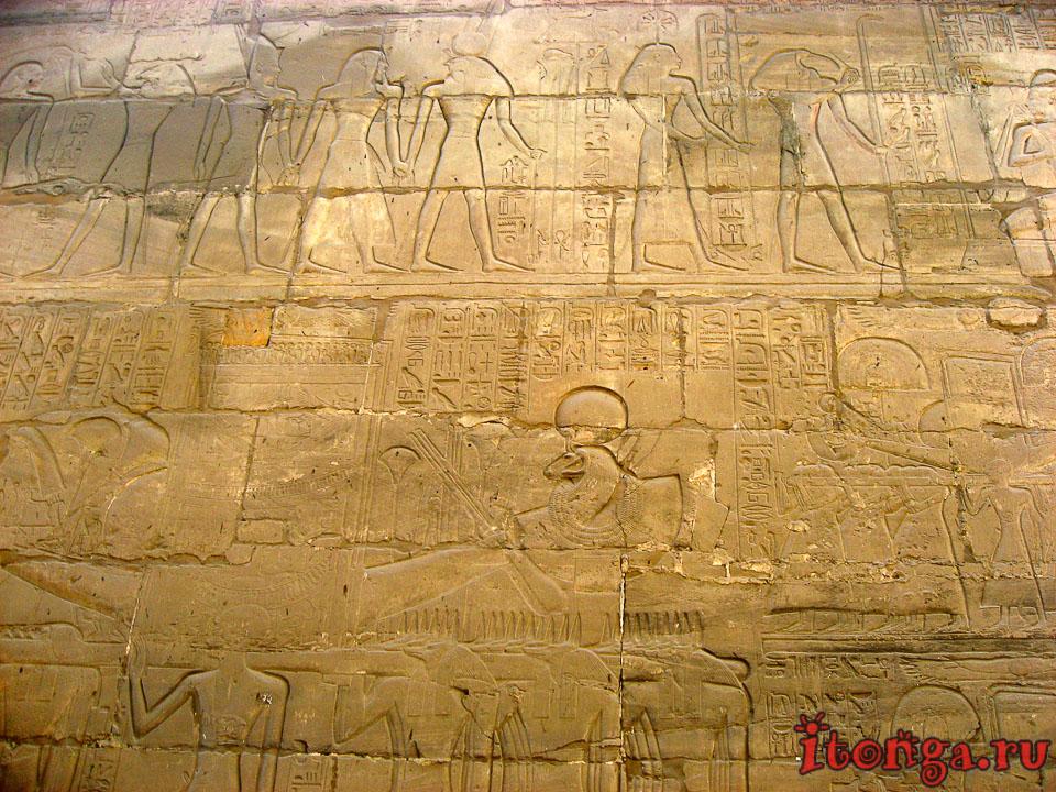 фото, Древний Египет, фото древнего Египта, иероглифы,
