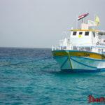 Морские катера, моторные лодки и яхты - водный транспорт Египта
