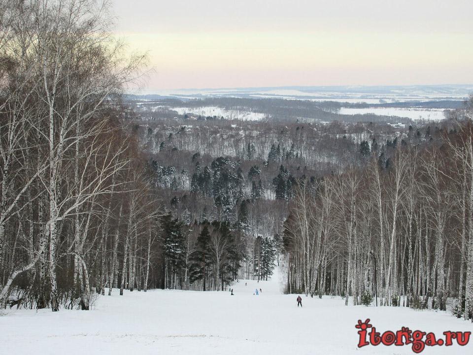 горнолыжные комплексы Новокузнецка, горнолыжные базы, горнолыжные трассы, Новокузнецк, Кузбасс,