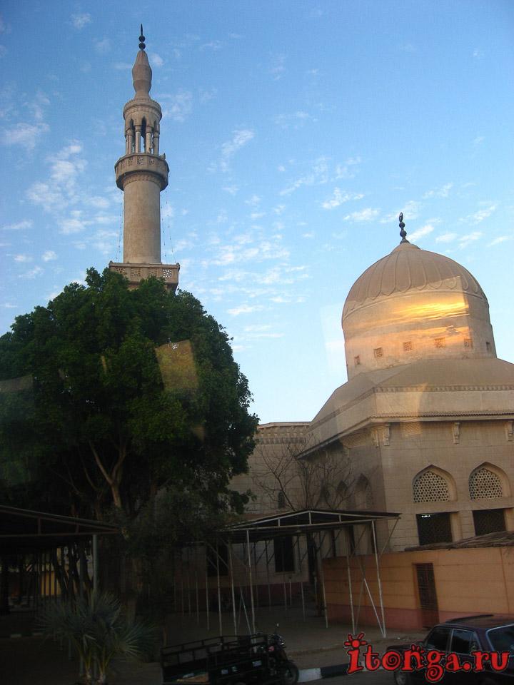 Современный Египет - Арабская республика - Храмы - egypt