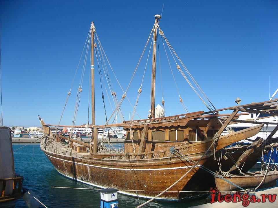 лодка, транспорт Египта, корабль, судно, море, яхта,