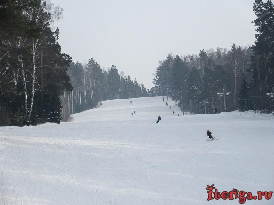 Ягодка-2, Новокузнецк, Куртуково, горнолыжный комплекс,