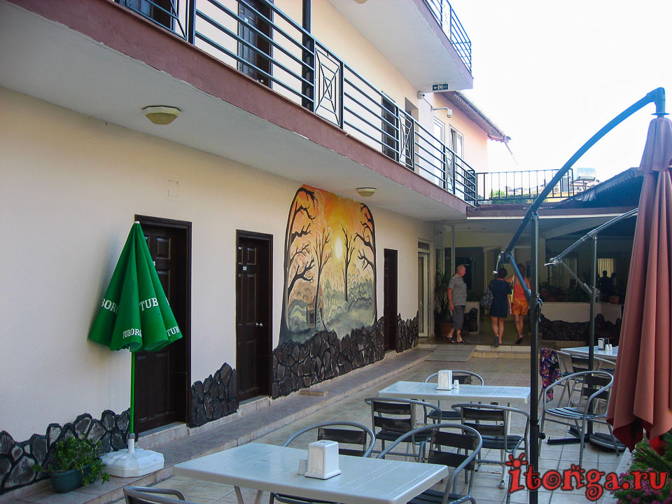 Айбел Инн, Aybel inn hotel 3, ex Mechta, Кемер, Турция, Бельдиби, Beldibi,