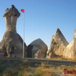 Что посмотреть в Каппадокии и чем заняться - самые удивительные места
