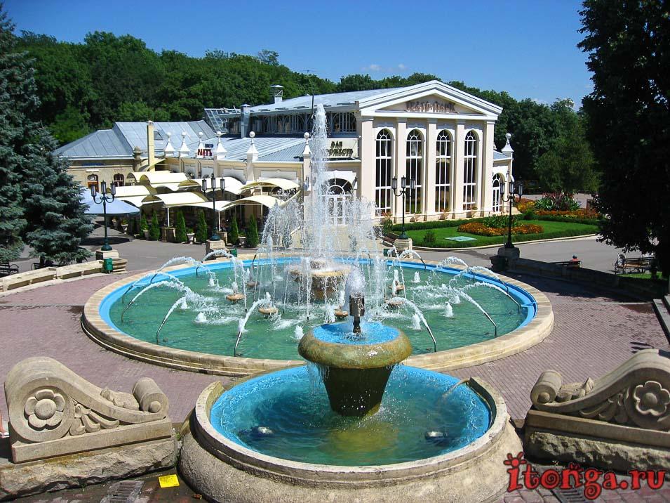 Ессентуки, Пейзажи Кавказа, Фото гор, достопримечательности