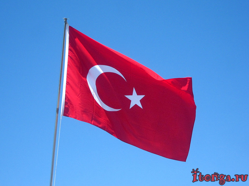 Ислам в Турции, флаг, мечети Турции, фото,