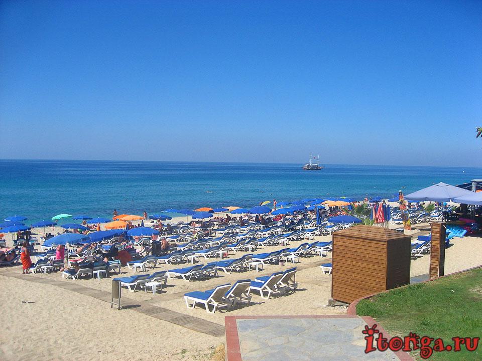 Турция, море, средиземное море, красивые места, Алания, Аланья, пляж